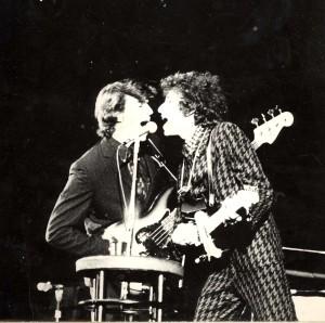 Bob Dylan bild Claes Bratt