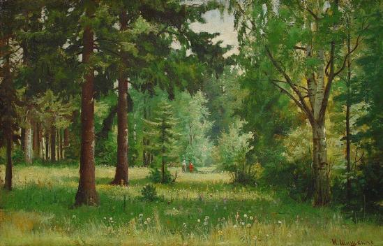 children-in-the-forest