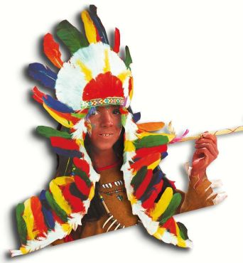 fasching-64861-indianer-kopfschmuck-federn