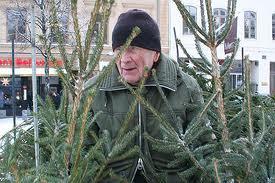 julgransförsäljare 2