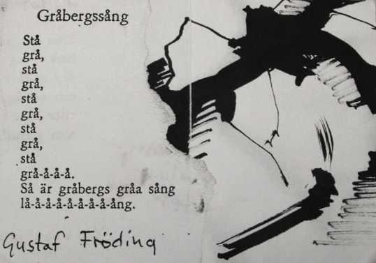 gråbergssång 001